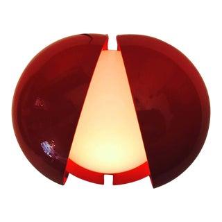 1970s Fontana Arte Lampira Lady Bug Light For Sale