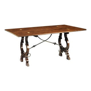 Scarborough House Folding Top Dining Table For Sale