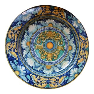Cottura Italian Decorative Wall Plate For Sale