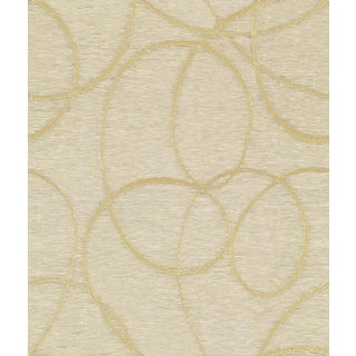 Contemporary Kravet Couture Luxe Bold Swirls Fabrics - 13 Pieces For Sale