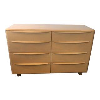 Mid-Century Modern Heywood Wakefield 8 Drawer Dresser