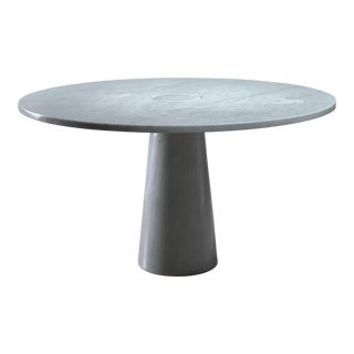 Angelo Mangiarotti marble table, Italy, 1970s For Sale