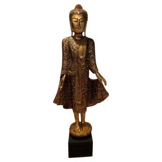 1950's Thailand Gandhara Buddha For Sale