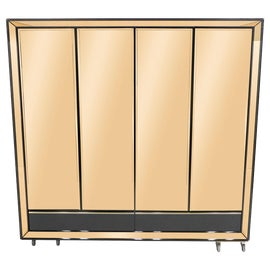 Image of Brass Filing Cabinets