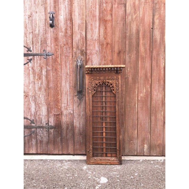 Anglo-Indian 19th Century Anglo Indian Door For Sale - Image 3 of 9