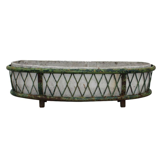 Late 19th century French Planter / Jardiniere - Image 2 of 2