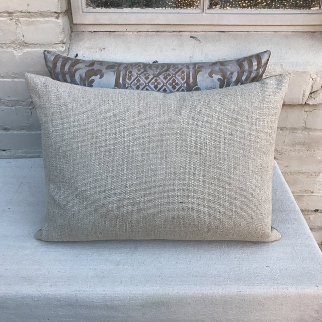 Fortuny Pillows- A Pair - Image 6 of 6