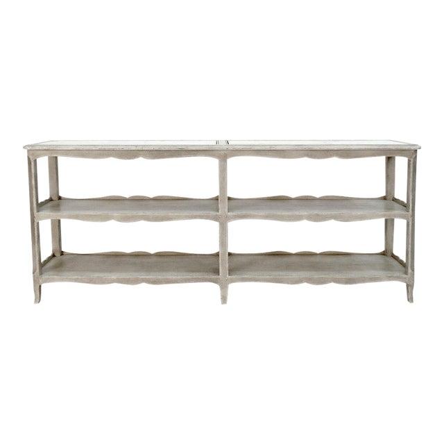 Mellon model Louis XV two-tier table For Sale