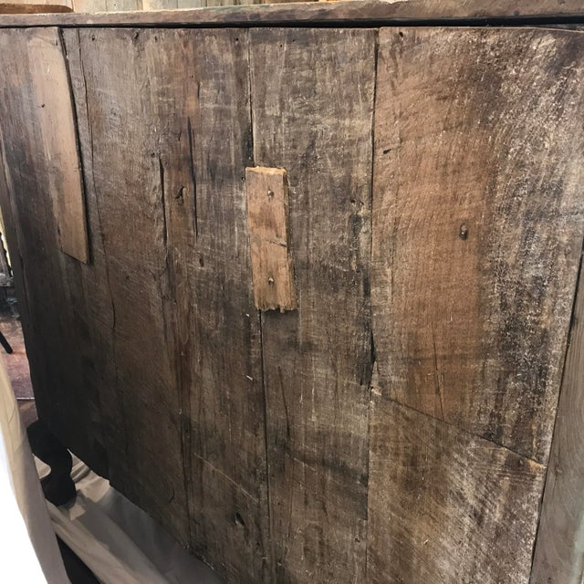 French 18th-c. Commode w/ Original Paint For Sale - Image 10 of 10