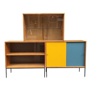 1960s Paul McCobb 3 Piece Bookcase For Sale
