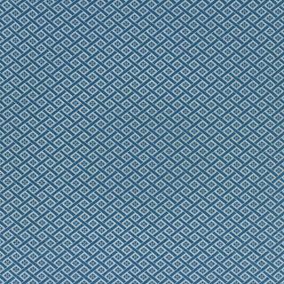 Scalamandre Diamante Matelasse Fabric in Bluebell For Sale