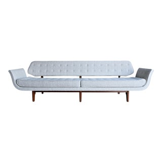 "Edward Wormley "" La Gondola "" Sofa for Dunbar, Circa 1957 For Sale"