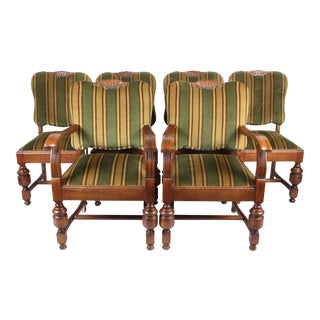 Danish Dining Chairs - Set of 6 For Sale