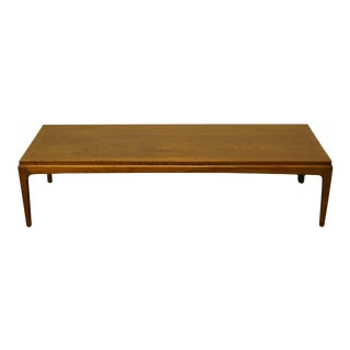 Mid Century Modern Lane Furniture Alta Vista Coffee/Cocktail Table For Sale