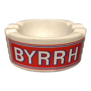 Vintage Byrrh Ashtray