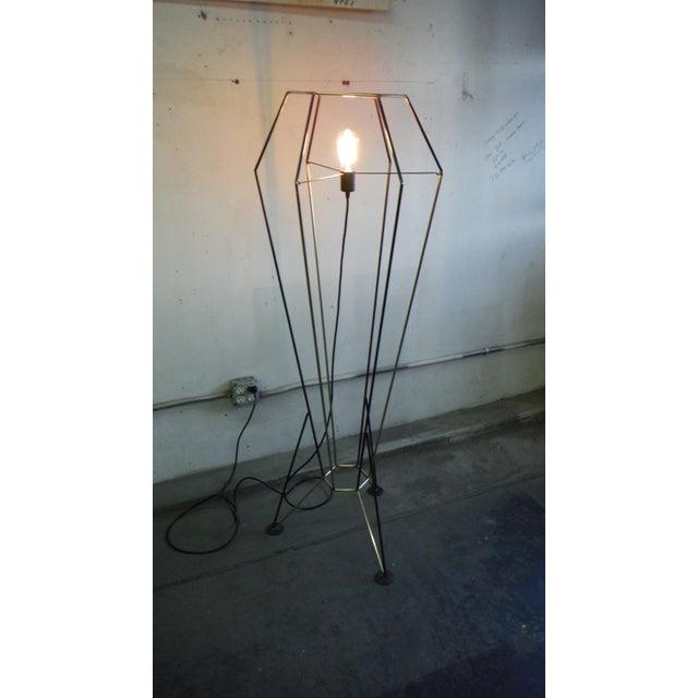 Rocket Floor Lamp For Sale - Image 4 of 7