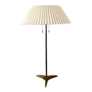 Mid-Century Modern Stiffel Brass Table Lamp