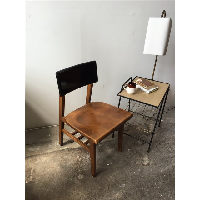 Vintage School House Chairs - A Pair - Image 4 of 4
