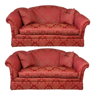 Vintage Vanguard Matching Sofas - a Pair For Sale