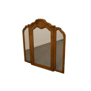 Thomasville Furniture Serenade Collection Tri-Fold Mirror For Sale