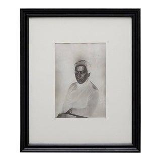 Man Ray Photography of Andre Breton