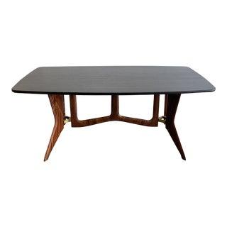 Italian Modern Dining Table/ Desk For Sale