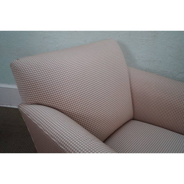 Pink Baker Barbara Barry Collection Lounge Chair For Sale - Image 8 of 11