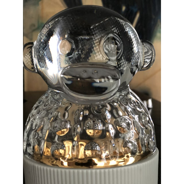 2010s Baccarat Crystal Monkey by Jaime Hayon For Sale - Image 5 of 12