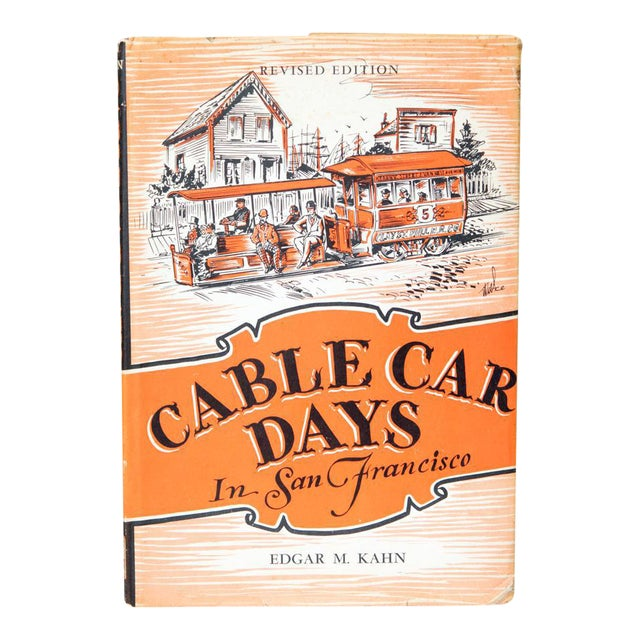 """""""Cable Car Days in San Francisco"""" 1945 Book - Image 1 of 5"""