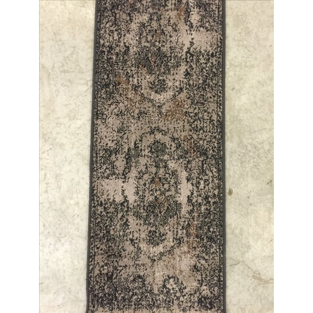 "Grey Multi-Hued Rug (4 Available) - 2' X 7'6"" - Image 3 of 5"