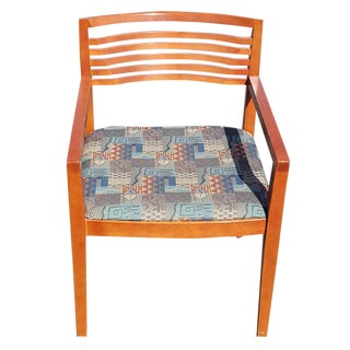 Vintage Mid Century Knoll Studio Ricchio Armchair (Mr14850) For Sale