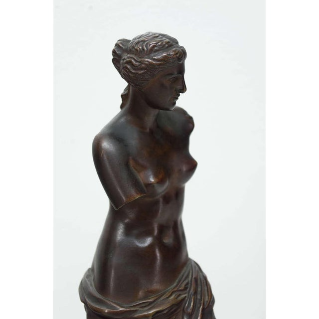 Late 19th Century French Bronze Signed Collas, Musee Du Louvre For Sale In Orlando - Image 6 of 11