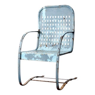 Mid-Century Bouncer Chair For Sale