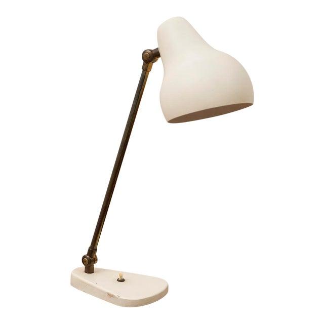1950s Original Vilhelm Lauritzen for Louis Poulsen Table Lamp For Sale