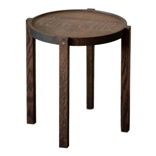 Waverly Contemporary Side Table For Sale