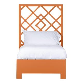 Darien Bed Twin - Orange For Sale