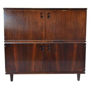 Jorge Zalszupin Cabinet Brazilian Mid Century Modern For Sale
