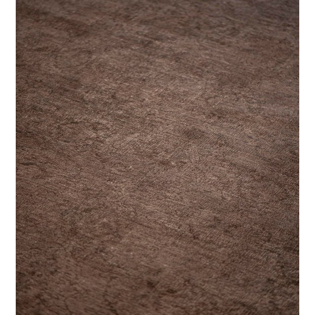 Handwoven Wool Agra Style Rug For Sale In Los Angeles - Image 6 of 8