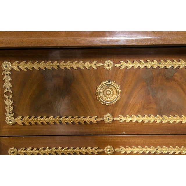 Palatial Empire-Style Sideboard For Sale In New York - Image 6 of 11