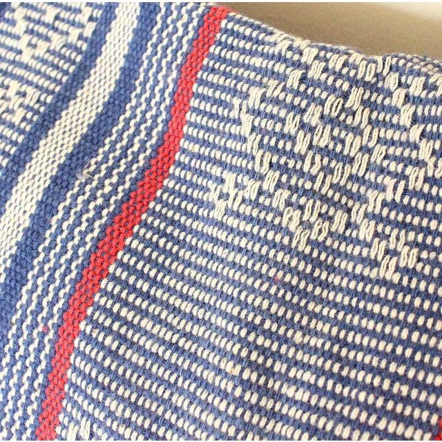 Sumba Indigo Ikat Pillow Cover - Image 3 of 4