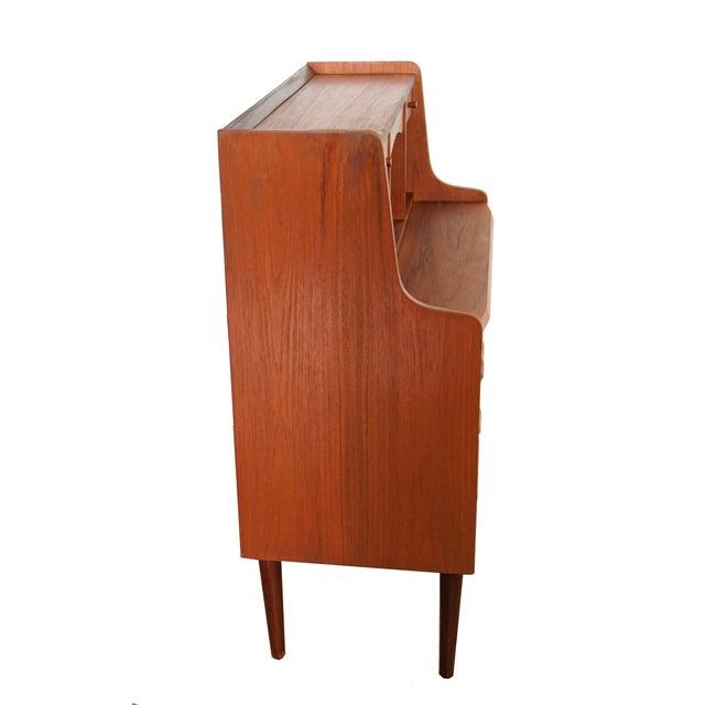 Danish Secretary Desk / Dresser - Image 8 of 8