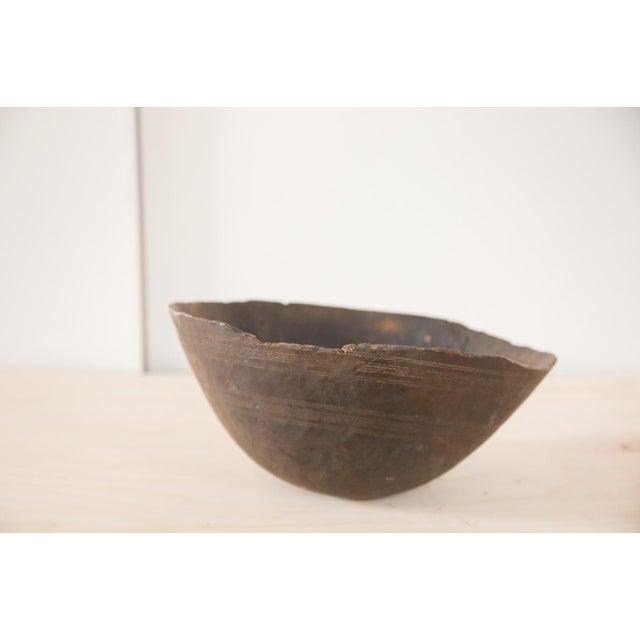 Vintage Wooden African Bowl - Image 2 of 7