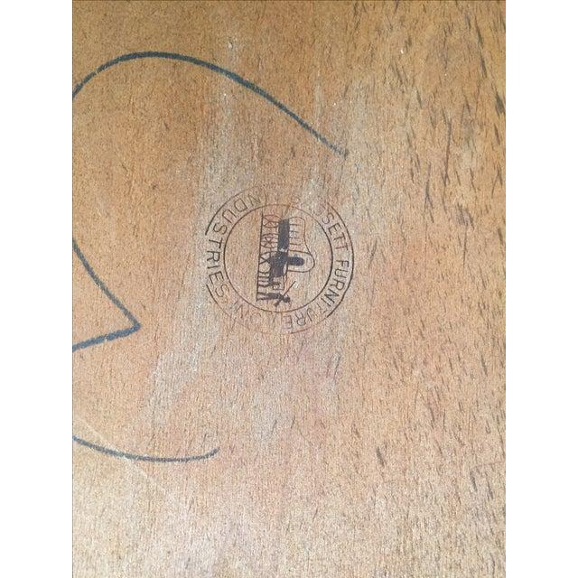 Bassett Side Tables - Pair - Image 11 of 11