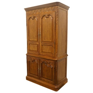Heritage Avallon Collection Country French Media Armoire Preview