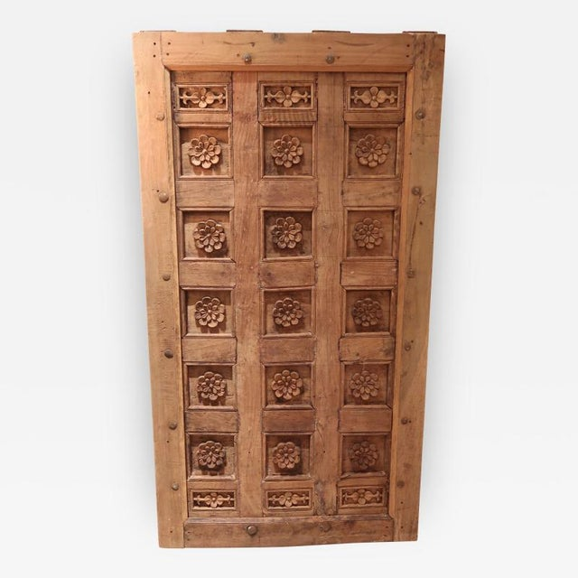 A Carved Wood Ceiling or Painting, XVIIIth century For Sale - Image 4 of 4