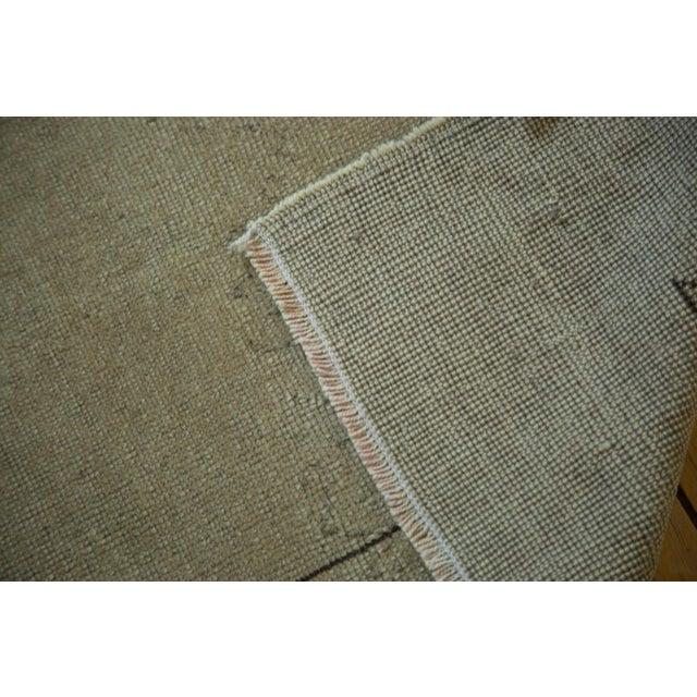 """Vintage Turkish Oushak Carpet - 5'10"""" x 7'10"""" For Sale - Image 7 of 8"""