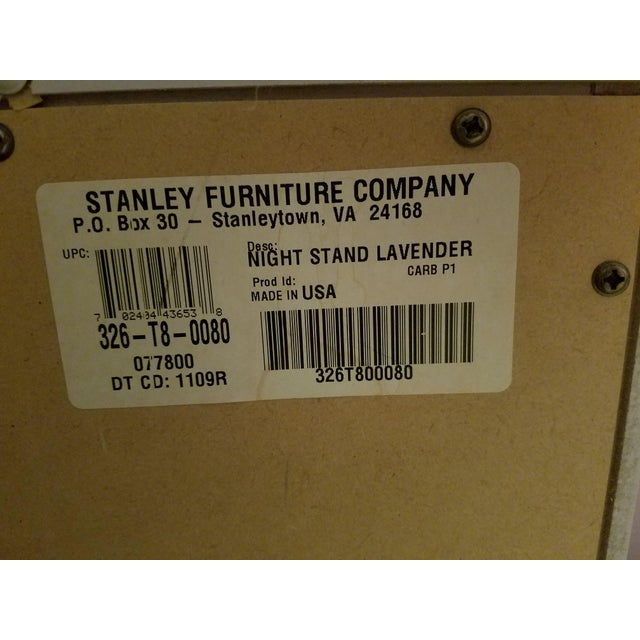 Stanley Young America Nightstand - Image 3 of 4