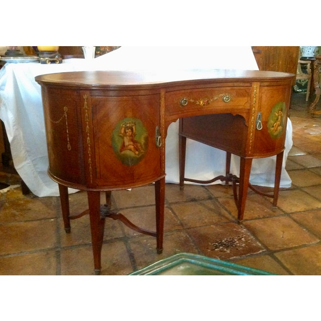 19th Century English Adam Style Vanity For Sale - Image 13 of 13