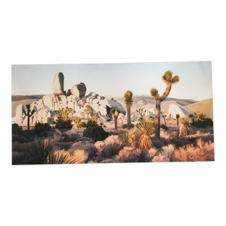 "David Harrison ""Joshua Tree"" Contemporary Painting For Sale"