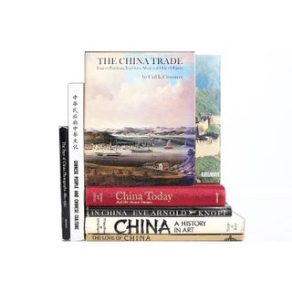 The Art & Culture of China - Set of 8
